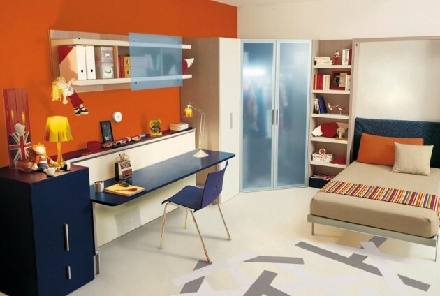 Мебель-трансформер: 5 идей для детской - Блог о мебели 15 by  image