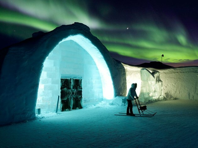 IceHotel: избушка ледяная - Articles about Outdoor ideas 9 by  image