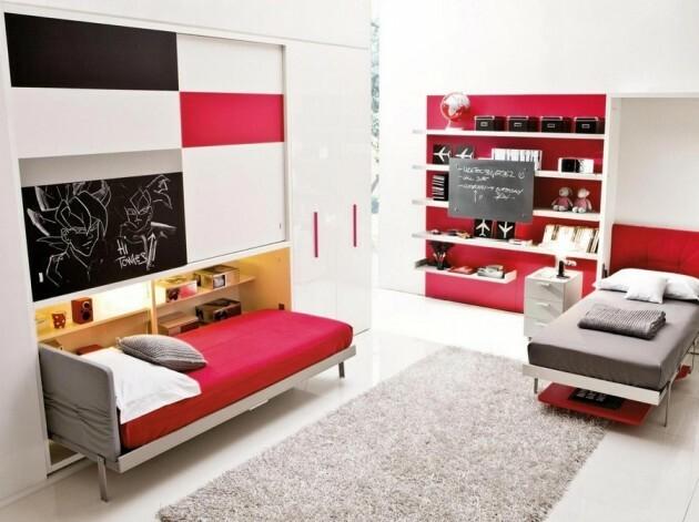 Мебель-трансформер: 5 идей для детской - Блог о мебели 3 by  image