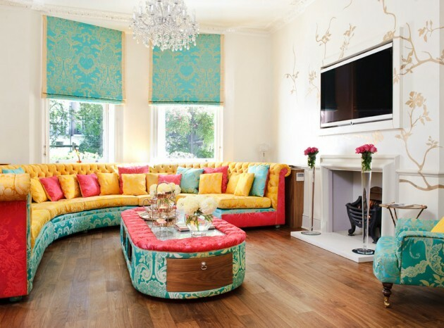 Stunning Interior Design in Montagu Square - Articles about House Renovation and Remodeling 2 by  image