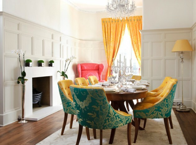 Stunning Interior Design in Montagu Square - Articles about House Renovation and Remodeling 3 by  image