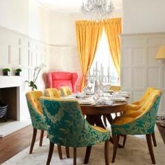 Stunning Interior Design in Montagu Square