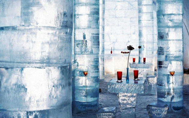 IceHotel: избушка ледяная - Articles about Outdoor ideas 5 by  image