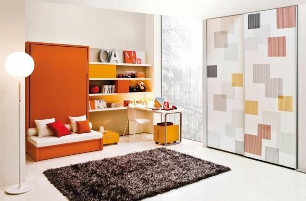 Мебель-трансформер: 5 идей для детской - Блог о мебели 7 by  image