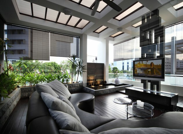 11 Gorgeous Living Spaces That Will Blow Your Mind - Articles about Furniture and Furnishing 5 by  image