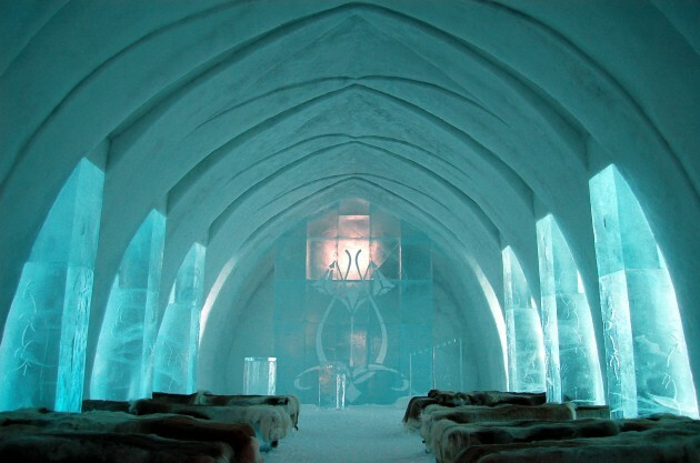 IceHotel: избушка ледяная - Articles about Outdoor ideas 7 by  image