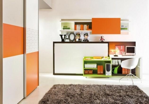 Мебель-трансформер: 5 идей для детской - Блог о мебели 5 by  image