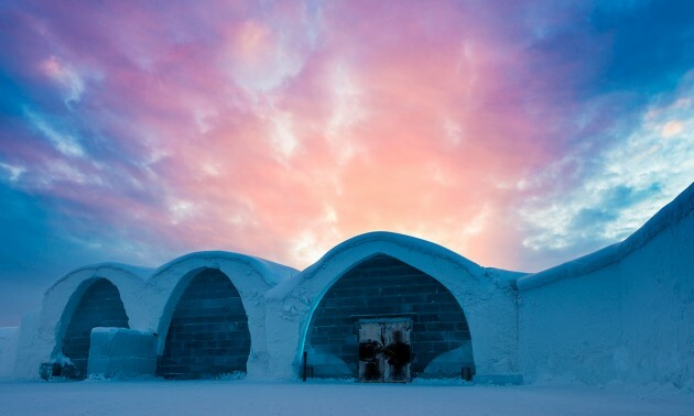 IceHotel: избушка ледяная - Articles about Outdoor ideas 3 by  image