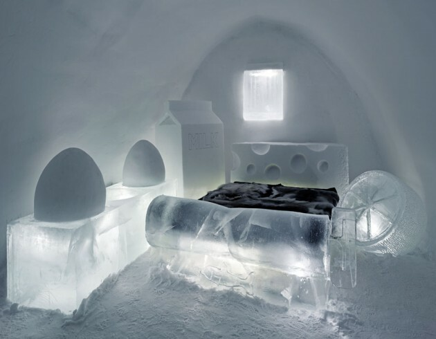 IceHotel: избушка ледяная - Articles about Outdoor ideas 1 by  image