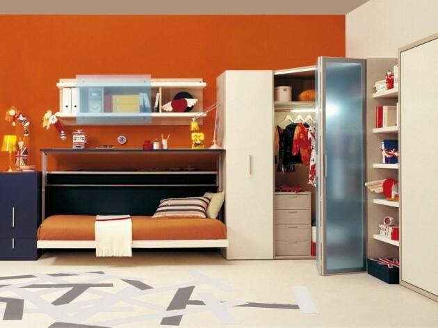 Мебель-трансформер: 5 идей для детской - Блог о мебели 17 by  image