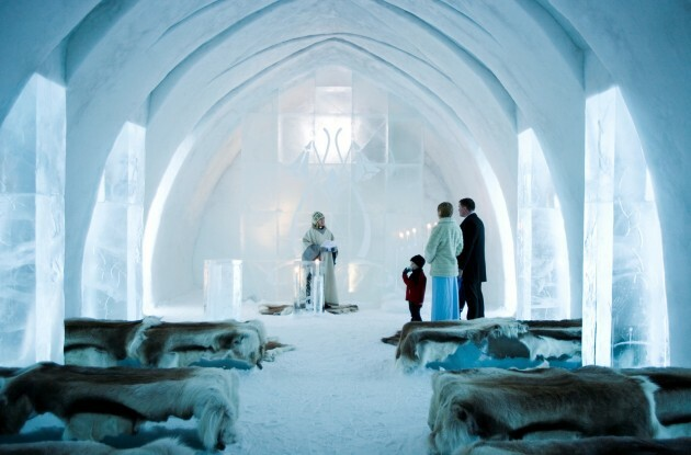 IceHotel: избушка ледяная - Articles about Outdoor ideas 8 by  image
