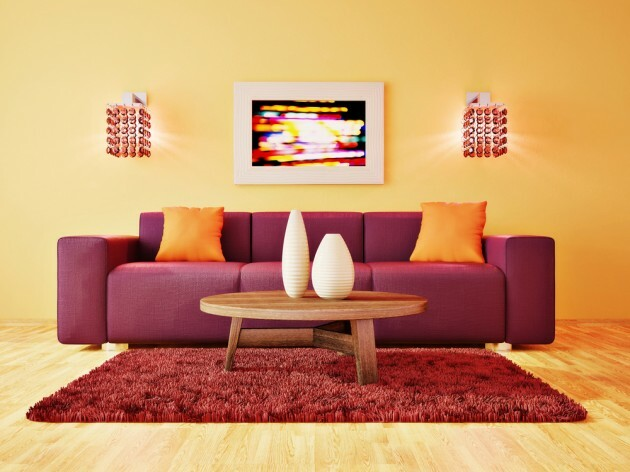 Living Room Wall Decoration Tips and Tricks - Articles about Apartments 2 by  image
