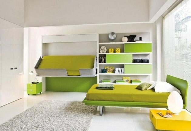 Мебель-трансформер: 5 идей для детской - Блог о мебели 10 by  image