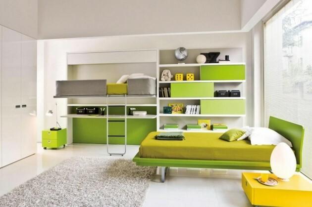 Мебель-трансформер: 5 идей для детской - Блог о мебели 11 by  image