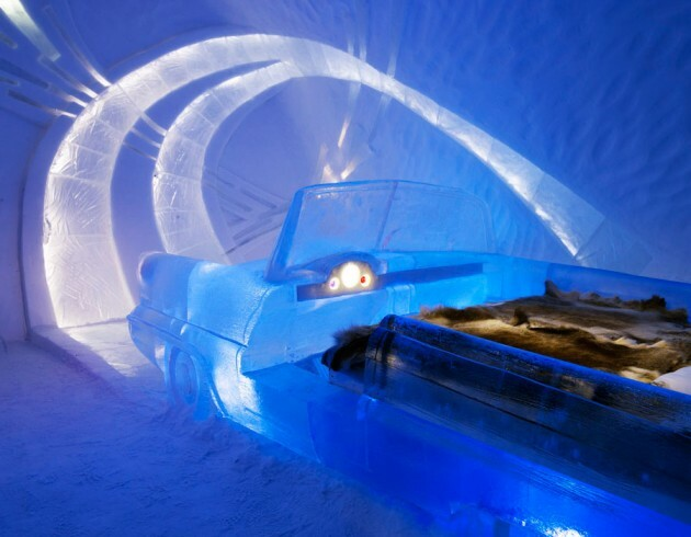 IceHotel: избушка ледяная - Articles about Outdoor ideas 4 by  image