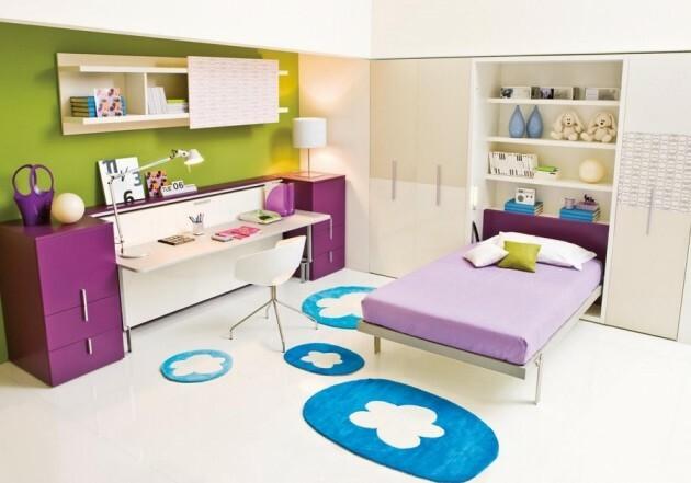 Мебель-трансформер: 5 идей для детской - Блог о мебели 12 by  image