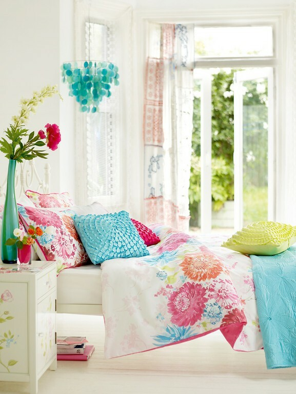 Spring Themed Beddings That Will Make You Feel It