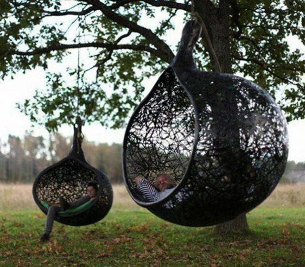 15 Amazing Swing Chairs - Articles about House Renovation and Remodeling 3 by  image