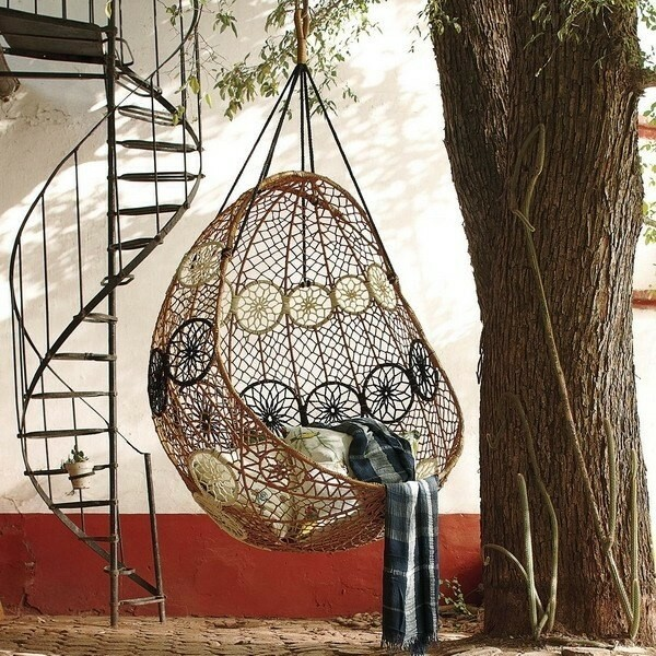 15 Amazing Swing Chairs - Articles about House Renovation and Remodeling 6 by  image
