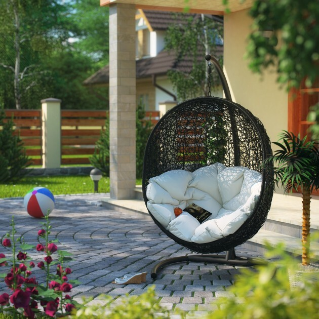 15 Amazing Swing Chairs - Articles about House Renovation and Remodeling 8 by  image