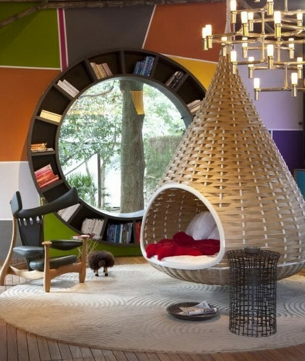 15 Amazing Swing Chairs - Articles about House Renovation and Remodeling 11 by  image