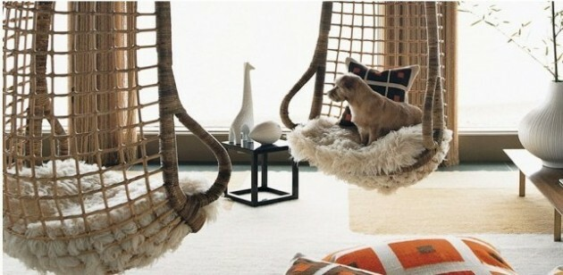 15 Amazing Swing Chairs - Articles about House Renovation and Remodeling 12 by  image