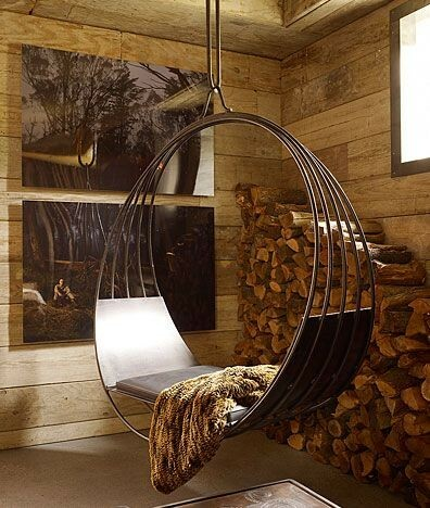 15 Amazing Swing Chairs - Articles about House Renovation and Remodeling 10 by  image