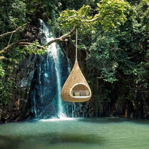 15 Amazing Swing Chairs - Articles about House Renovation and Remodeling 14 by  image