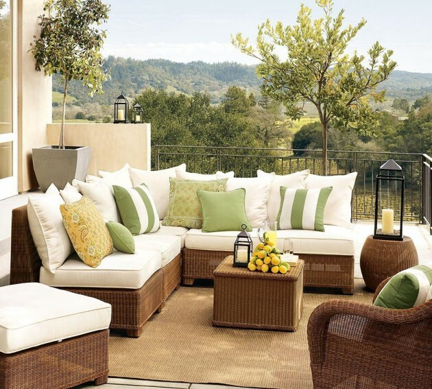 Make Your Living Room Work: A Collection of Beautiful Cushions - Articles about Apartments 9 by  image