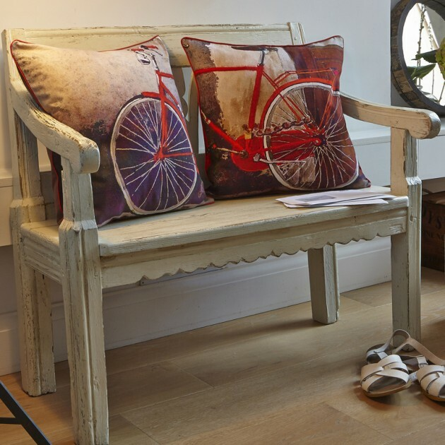 Make Your Living Room Work: A Collection of Beautiful Cushions - Articles about Apartments 15 by  image