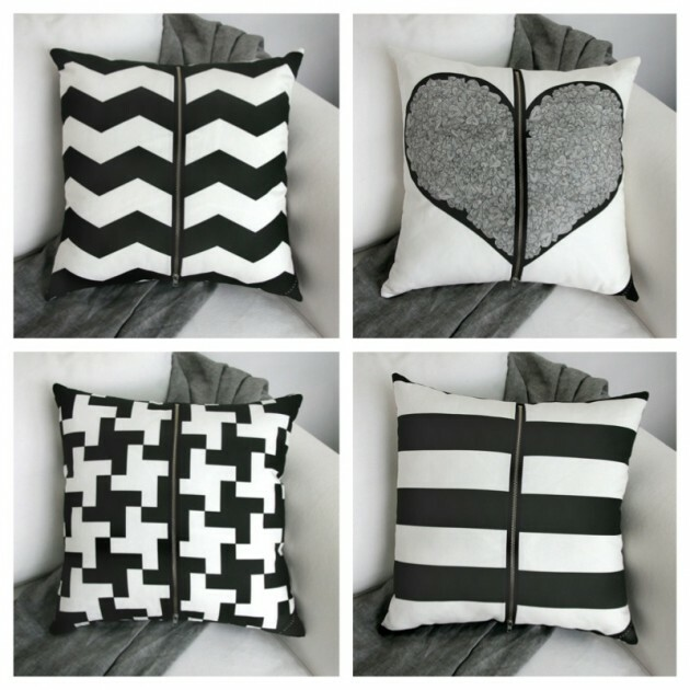 Make Your Living Room Work: A Collection of Beautiful Cushions - Articles about Apartments 27 by  image