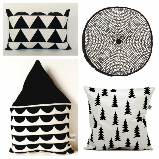 Make Your Living Room Work: A Collection of Beautiful Cushions - Articles about Apartments 28 by  image