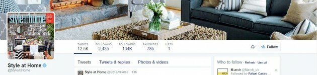 10 Home Interior Twitter Channels to Follow - Articles about Apartments 3 by  image