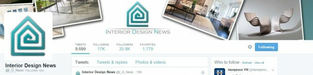 10 Home Interior Twitter Channels to Follow - Articles about Apartments 4 by  image