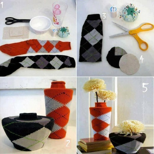 12 Original DIY Home Decoration Ideas - Articles about Apartments 7 by  image