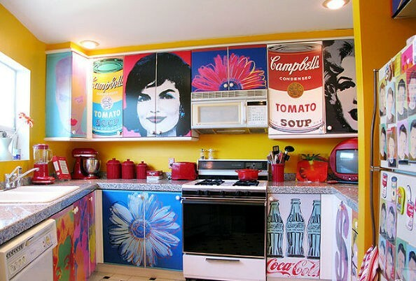 Pop Art at Home: 5 Inspirations - Articles about Apartments 1 by  image