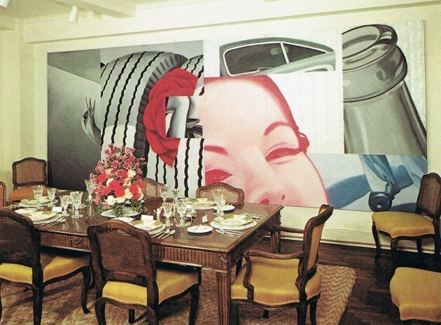 Pop Art at Home: 5 Inspirations - Articles about Apartments 17 by  image