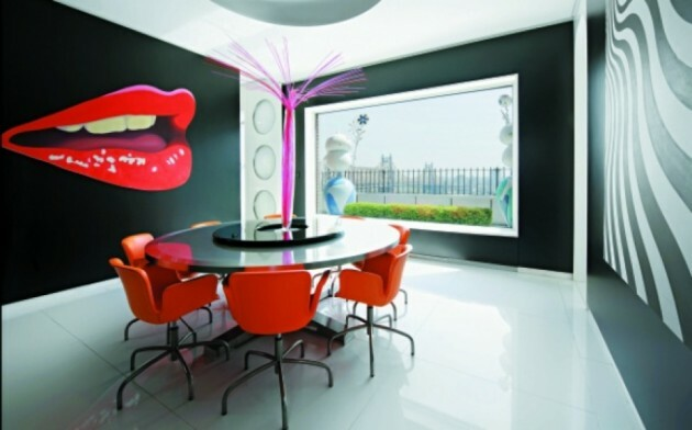 Pop Art at Home: 5 Inspirations - Articles about Apartments 21 by  image