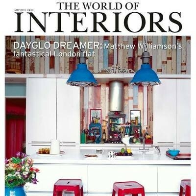 15 Super Interior Design Magazines to Follow - Articles about Apartments 12 by  image