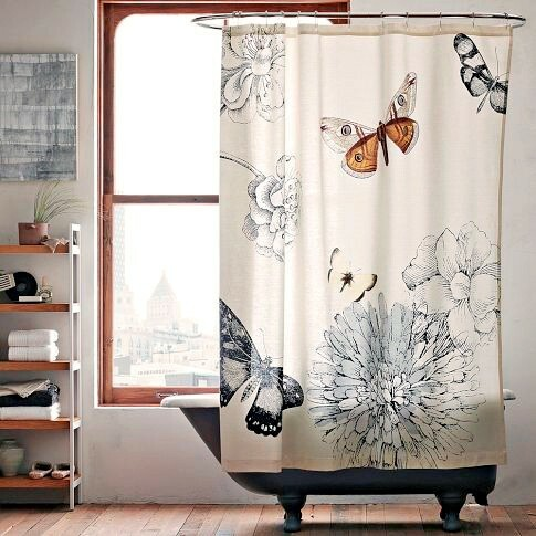 Elegant Butterflies in the Most Unexpected Trivial Places at Home - Articles about Apartments 18 by  image