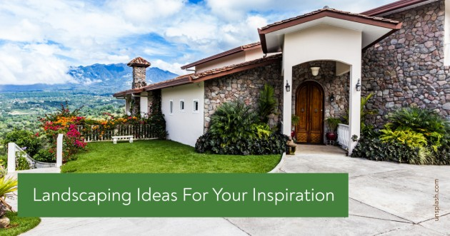 Inspiring Designs for a Beautiful Landscape - Articles about House Renovation and Remodeling 1 by  image