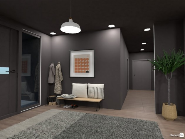 Editor choice of Planner 5D: Project of the week - Articles about Apartments 1 by  image