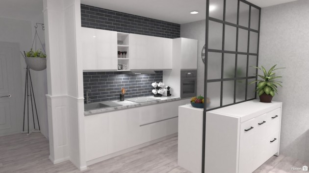 Kitchen Designs. Before and After