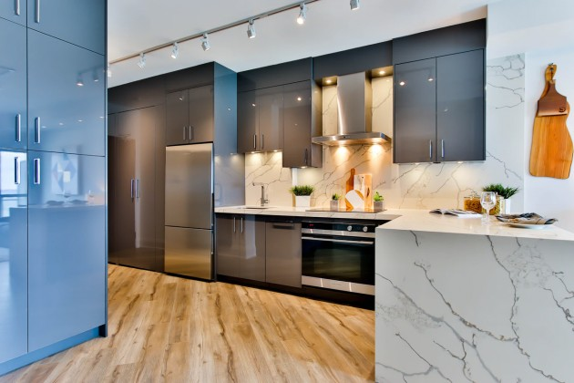 Kitchen Lighting Ideas - Articles about Apartments 8 by  image
