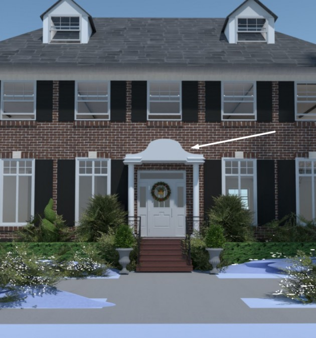 How to Create the Amazing Home Alone House on Planner 5D - Articles about House Renovation and Remodeling 4 by  image