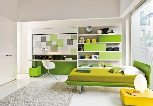 Мебель-трансформер: 5 идей для детской - Блог о мебели 9 by  image