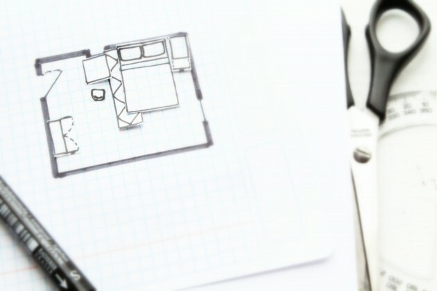 HOW TO MAKE A FLOOR PLAN - Articles about Apartments 1 by  image