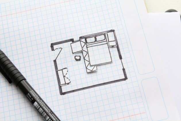 HOW TO MAKE A FLOOR PLAN - Articles about Apartments 5 by  image