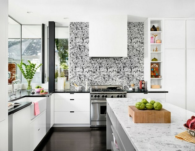 KITCHEN INTERIOR DESIGN TRENDS - Articles about Apartments 1 by  image
