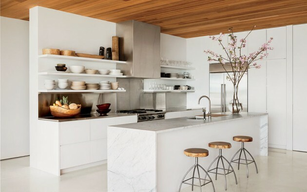 KITCHEN INTERIOR DESIGN TRENDS - Articles about Apartments 4 by  image
